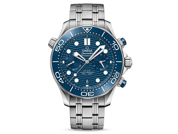 Omega SEAMASTER DIVER 300M CO‑AXIAL MASTER CHRONOMETER CHRONOGRAPH